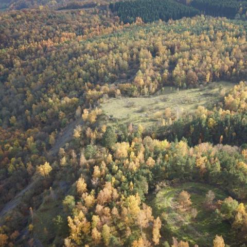 Mont d'Haurs©Action-drones